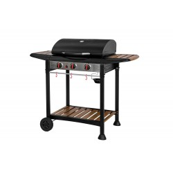 GS GRILL 3 WOOD