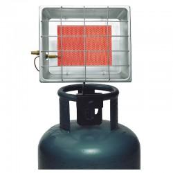 Πλακίδιο θέρμανσης φιάλης 10 κιλών με θερμικό ασφαλείας