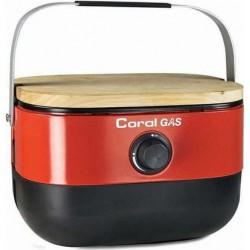 Mini BBQ (Κόκκινο) Coral Gas